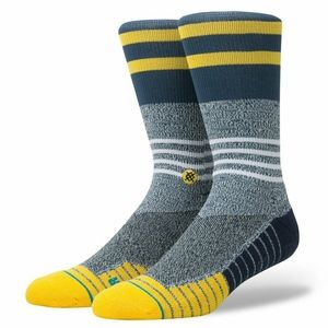 New Men's Stance Fusion Athletic Crew Socks